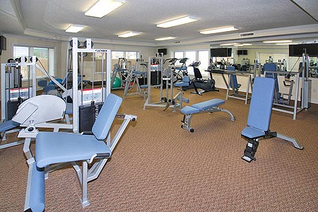 Acquilus II - Fitness Center