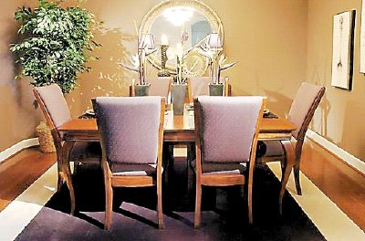 The Bayberry Plan - Dining Room
