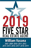 Five Star Real Estate Award