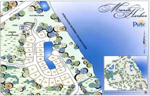 Marsh Harbor Site Map